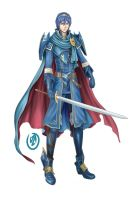 Prince Marth by jaeon009