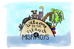 Request: Welcome to the island of misfit toys by request-art