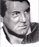 Cary Grant by annogueras
