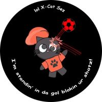 2010 lol X-Cat pin design by EdGPatterson