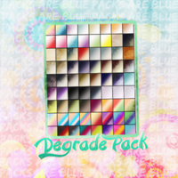 Degrade Pack by ForeverDemiLovato