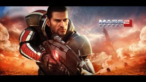 Mass Effect 2 Wallpaper 3 by igotgame1075