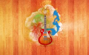 The Guitar Mind by RiegersArtistry