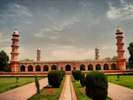 Jahangir's Tomb - Lahore by pakistanis