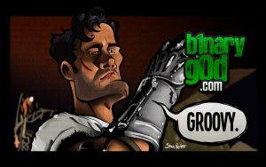 Groovy (Army of Darkness) by b1naryg0d