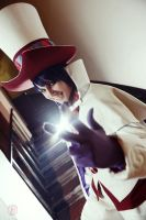 Ao no Exorcist: Mephisto Pheles by general-kuroru