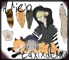 Taxidermy account ID by RBC-Comics