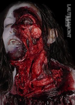 make up carcass 002 by LAUTREAMONTS