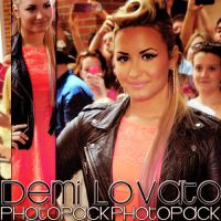 +Photopack Demi Lovato by ThinkingOnYou