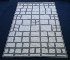 Embroiderer's Progress Quilt by Kithplana