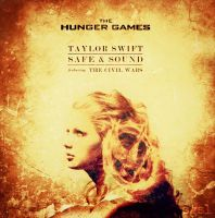 Taylor Swift- The Hunger Games by bubblenubbins
