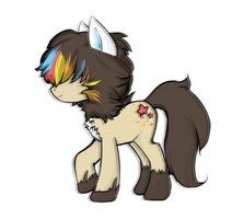 Colorful Pony - Sold by Ad-opt