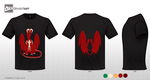 Mythical Creatures Design T-Shirt - Dragon by Espy-Shinrai