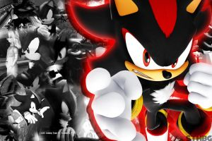 Shadow The Hedgehog Memories Wallpaper by SonicTheHedgehogBG