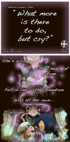 [COMIC] Liar: What more is there to do, but cry? by Ask-TheRubbermaiden