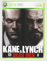 Kane and Lynch Front Cover 360 by WCFOmen
