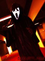 Ghost face by Darkness-Man
