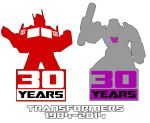 TRANSFORMERS 30 YEARS by Optimus8404