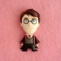 FIMO - Harry Potter by buzhandmade