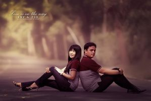 Love Is On The Way by perigunawan