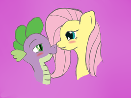Spikeshy-damn you fanfics!!!! by lordzid
