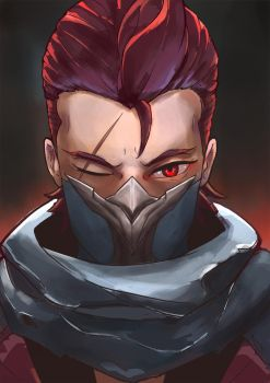 Saizo - Fire Emblem Fates by Adam-Gilbert