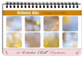 Txt Set 25: October Chill by Ruthenia-Alba