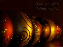 Silent night, Holy night... by Maila-M