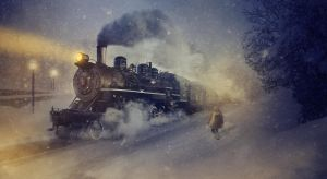 The Polar Express by HaleyDesigns