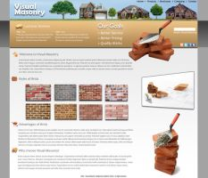 Masonry Website by dhrandy