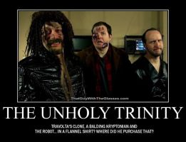 Motivation - The Unholy Trinity by Songue