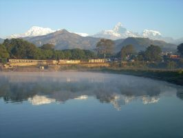 Pokhara by Michel8170