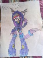 PauliiAnthoTheCat by AngelCARMINE