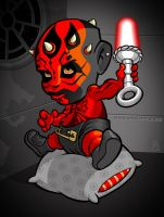BABY MAUL by KER1