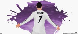 Cristiano Ronaldo Vector Work ! by AMKWorkshop
