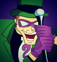 The Riddler by EternityEchoes