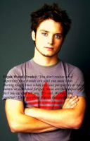 Elijah Wood's Life Lesson by angelprincess101