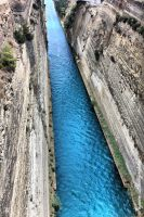 Blue water canal by MrZainKhan