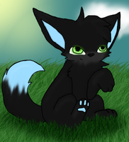 Glowerth in a Meadow by icefire8521