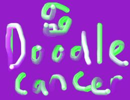 Doodle Cancer by cherubi19