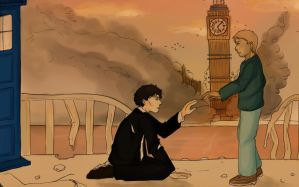 Wholock - A doctor in need by naripolpetta