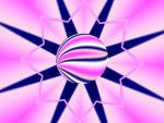 Pink Ball by obeyyourmaster