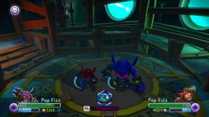 Skylanders Trap Team - Large And In Charge! by RazorVolare