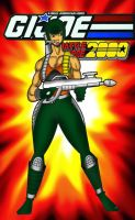 Gi Joe Dodger SBF version by RWhitney75