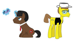 Ponified British Internet Reviewer Thing by Amante56