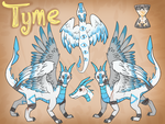Tyme Reference Sheet by Pepper-Head