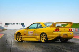 JUN R33 Skyline GTR by LonelyHashiriya