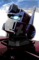 Optimus prime by cirus5555