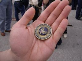 Airman's Coin by Damninic