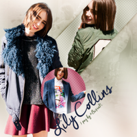 Lily Collins Png Pack by selenatorgorl